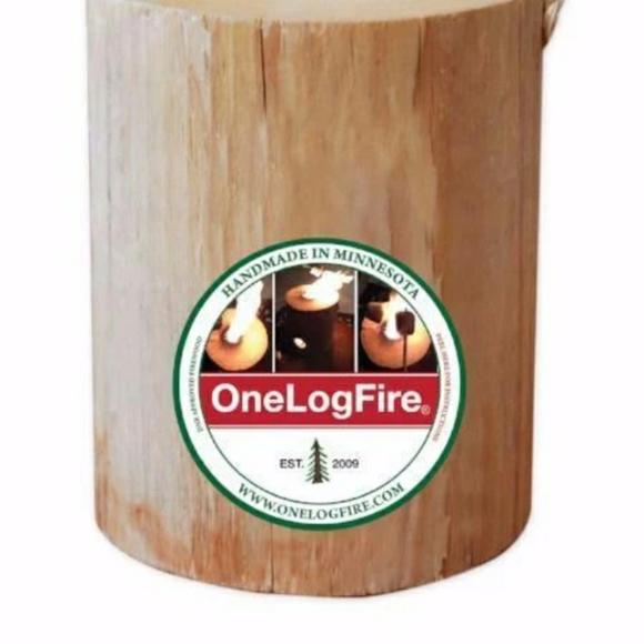 🔥🔥🔥 OneLogFire Fire Log 🔥🔥🔥